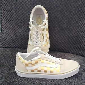Vans checkered sneakers